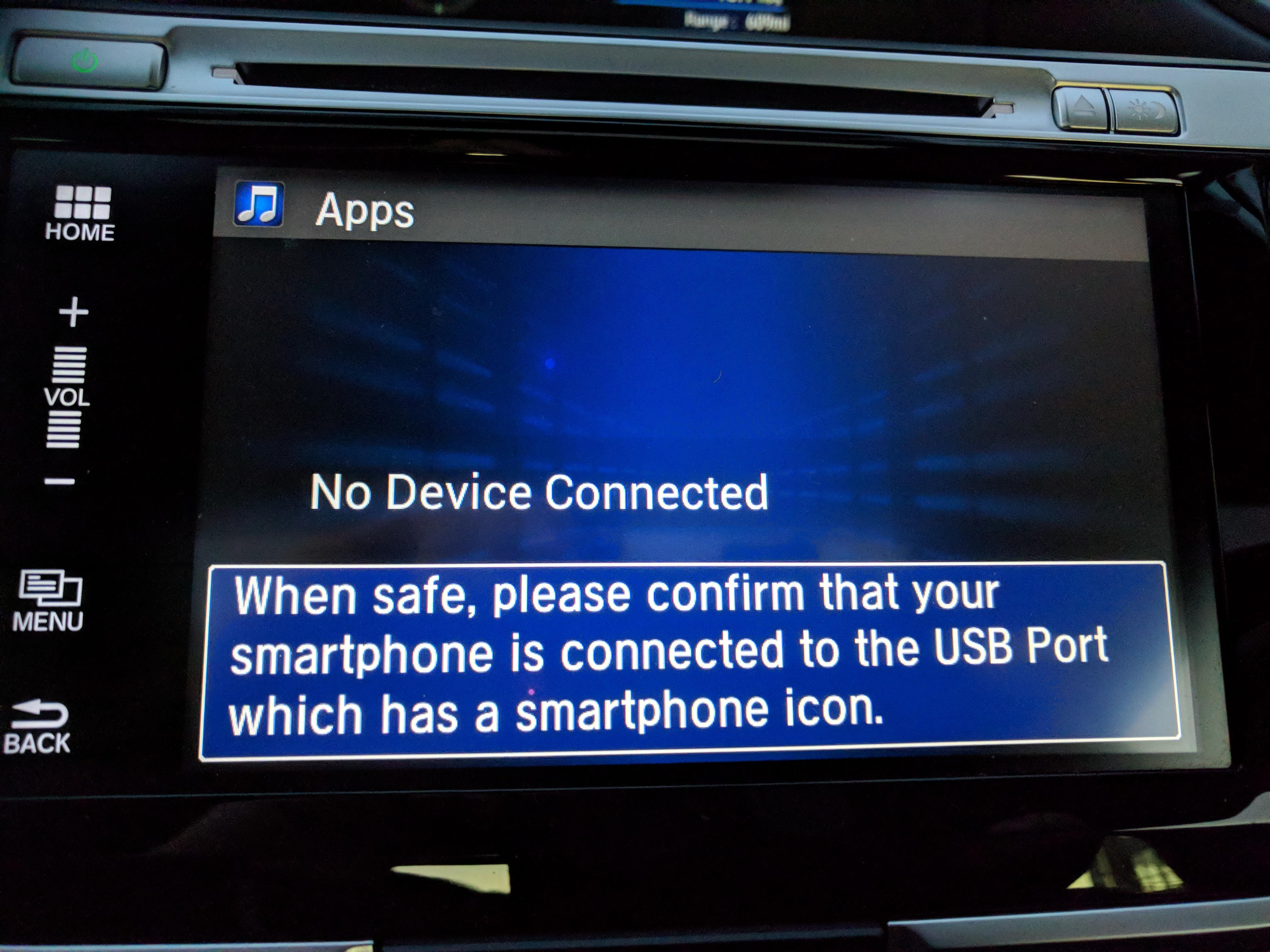 Can't connect w/ Samsung Galaxy S8 - Android Auto Help