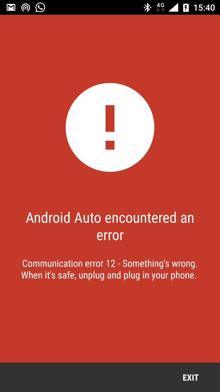 Android auto app is not working with my nokia 6 mobile