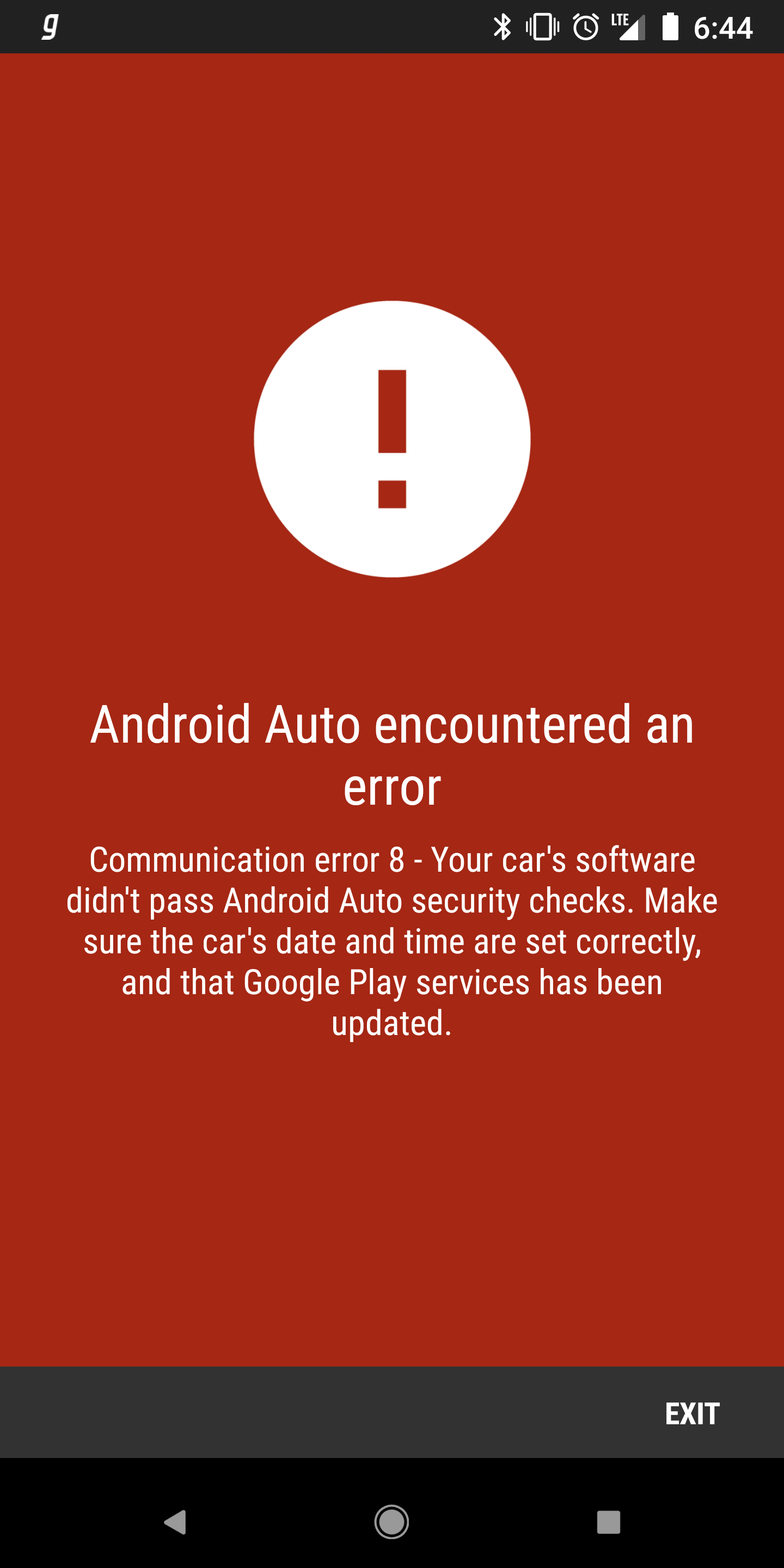 Android Auto issues with 2018 Volvo XC60 - Android Auto Help