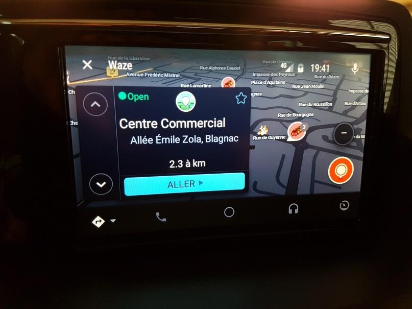 Waze GPS not working on Android Auto - Android Auto Help