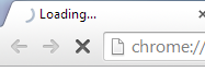 Chrome Does Not Work Without