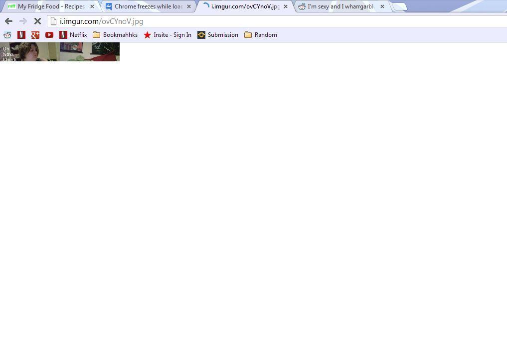Chrome freezes while loading page - Google Chrome Help