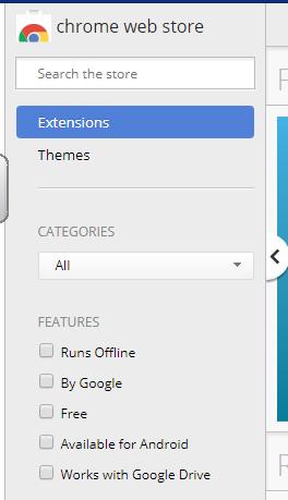 Chrome Web Store - Apps & Games no longer available - Google Chrome Help