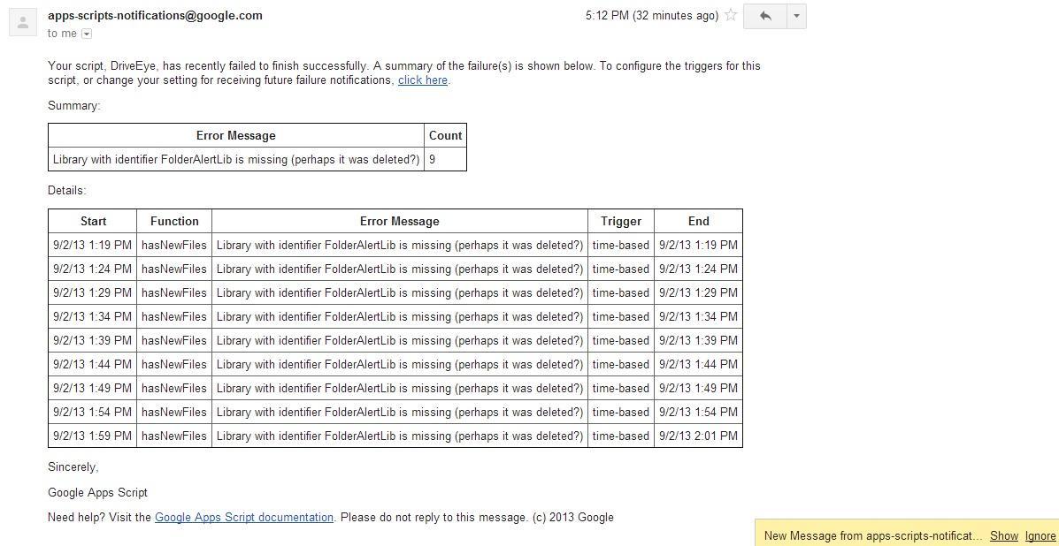 Chrome Script Drive Eye - Google Chrome - Pomoc