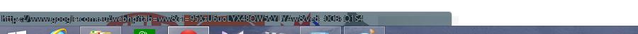 Bottom address bar strange texture - Google Chrome Help