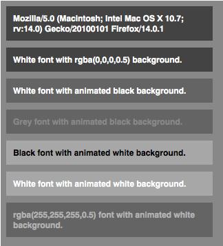 Subpixel Font Rendering on Chrome 22+ Developer Build - OSX 10 7