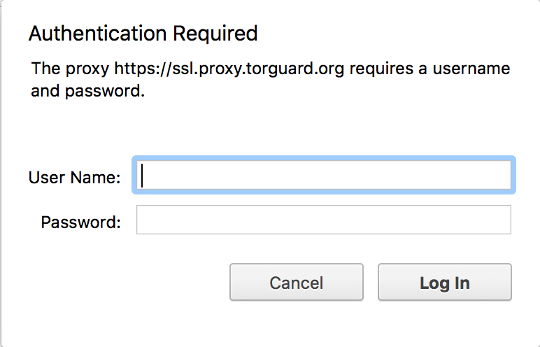 What triggers Chrome to ask for Proxy Authentication? - Google