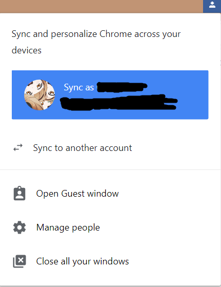 Please Help, Google Chrome Sync Issues - Google Chrome Help