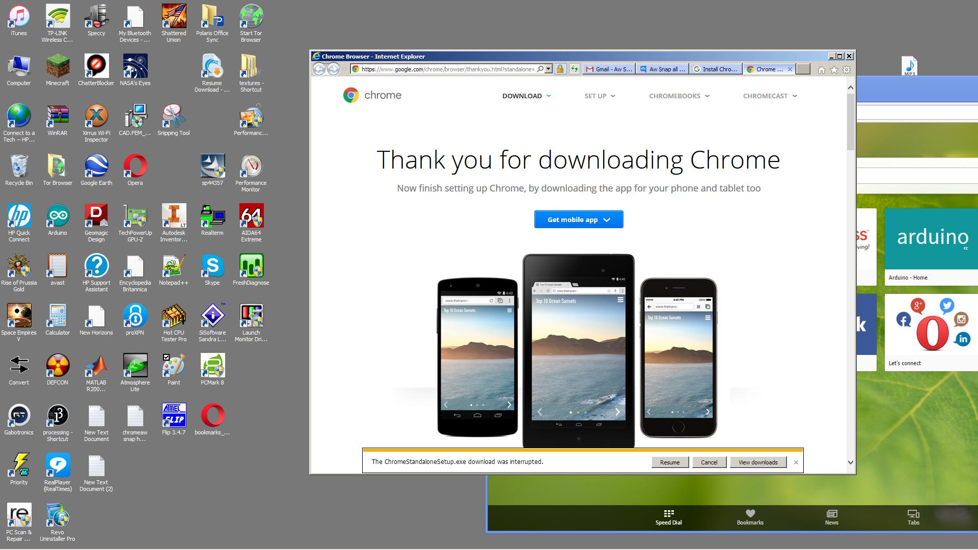 Aw Snap all the time    - Google Chrome Help