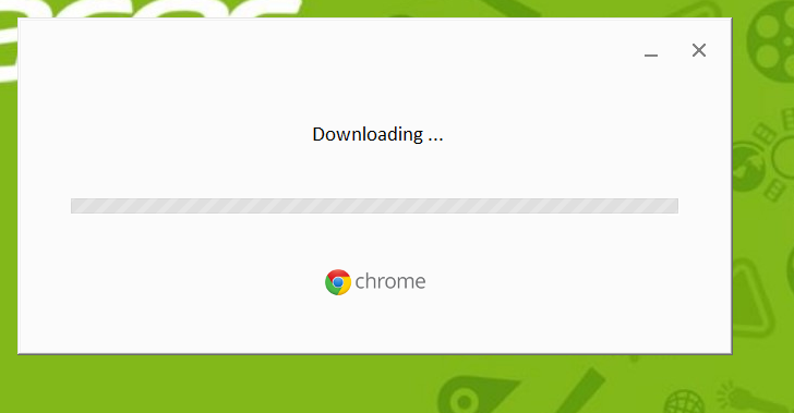 Google Ghrome downloading does not work in Windows 10 - Google