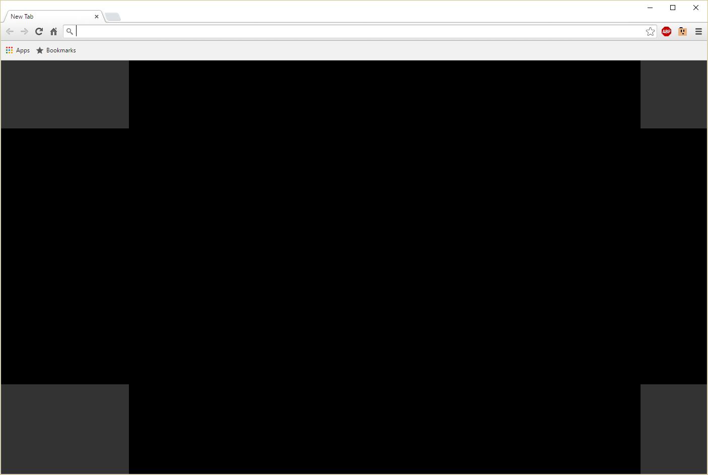 Having a weird graphical glitch - Google Chrome Help