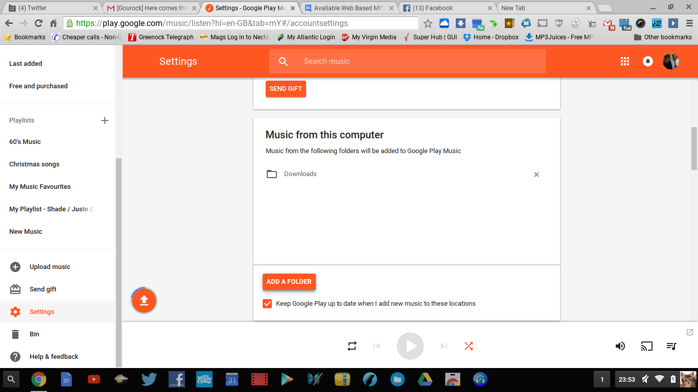 Available Web Based MP3 Tag Editors for Chrome OS