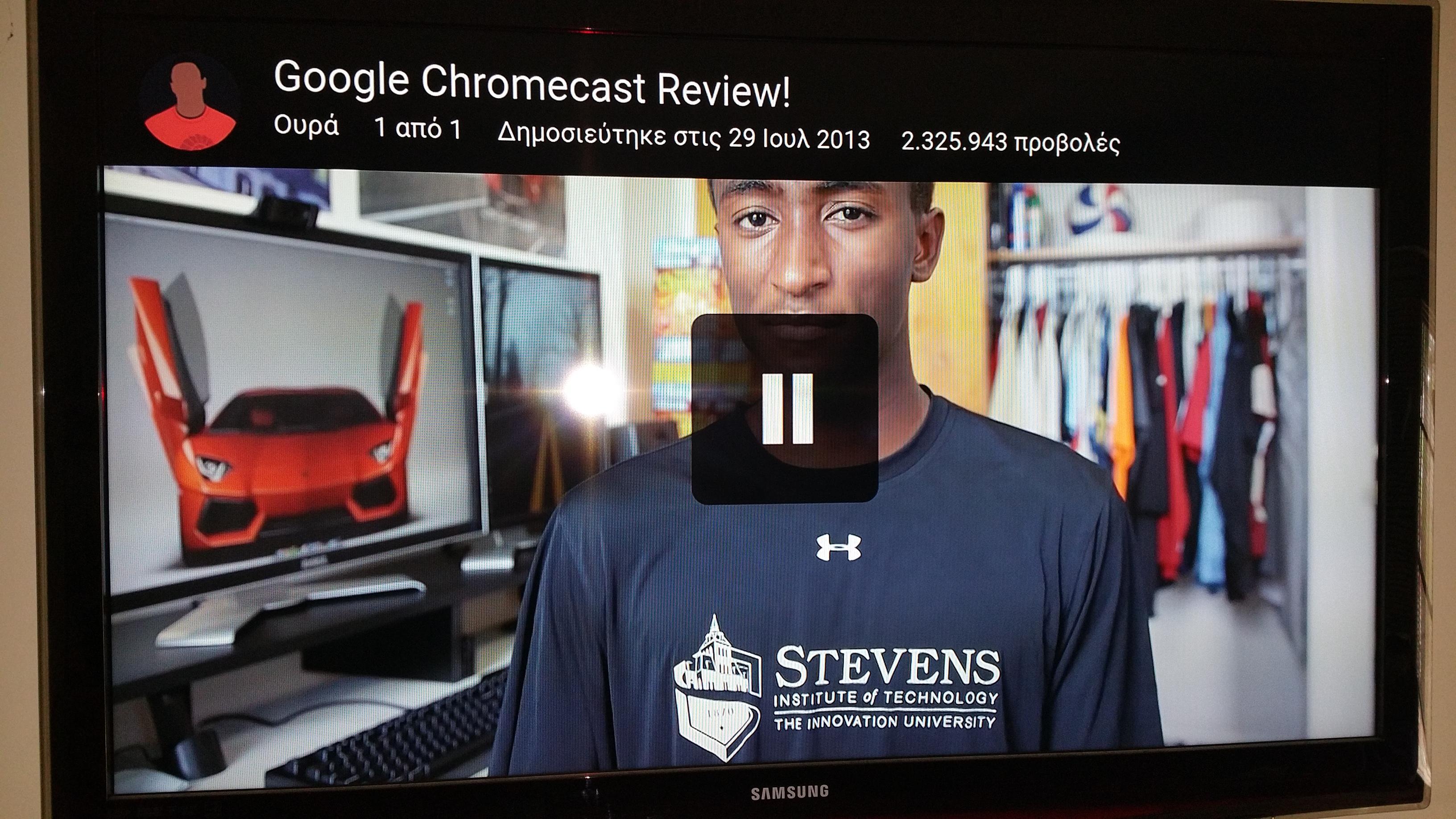 Foreign language titles on youtube - Chromecast Help
