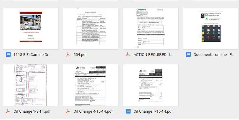PDF's not loading into iOS Google Drive - Google Drive Help