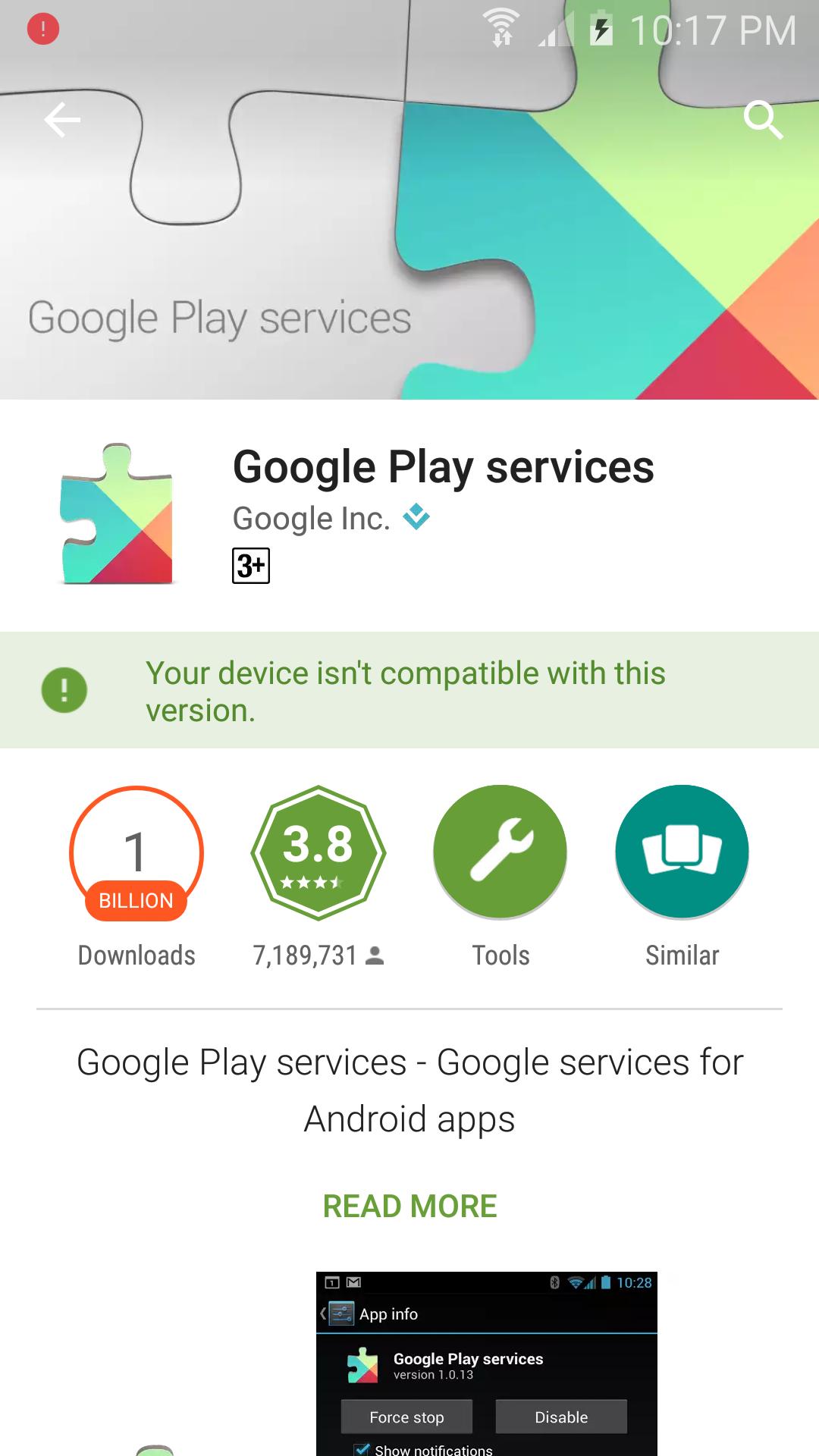 google play services apk name