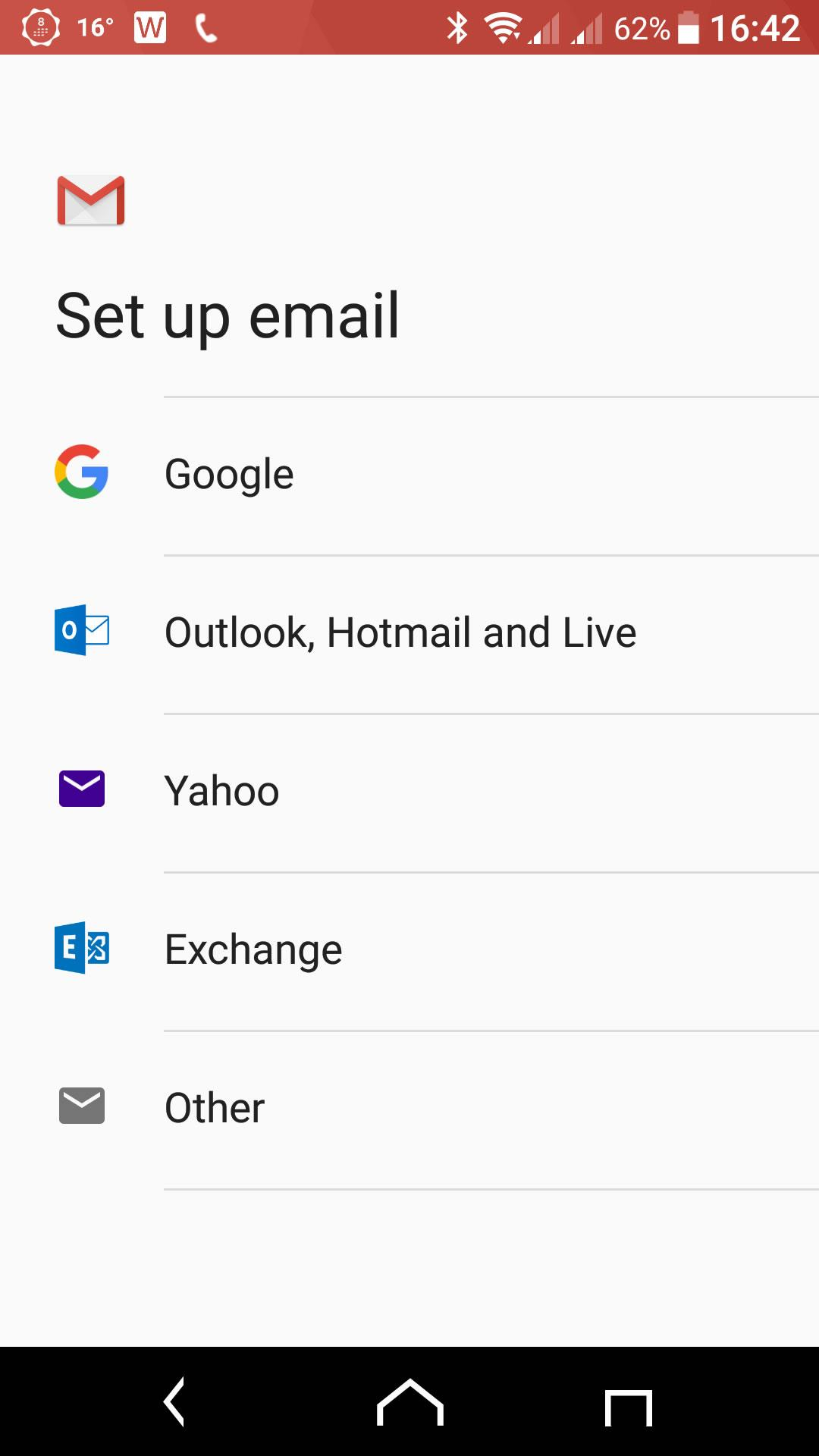 Gmail app opens and is blank - Gmail Help