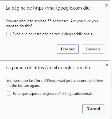 URGENT : GMASS SAYS DAILY LIMIT IS 2000 BUT WITH 200 MAILS