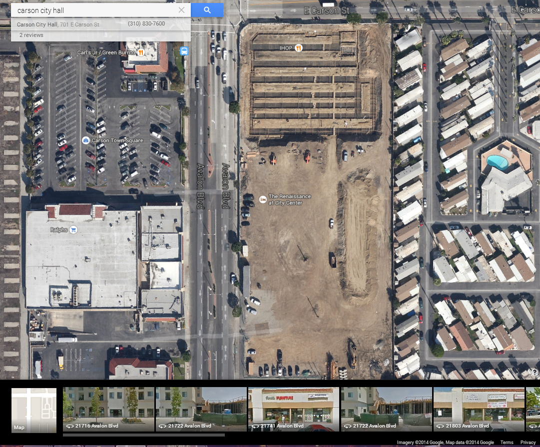 Google Maps isn't showing updated Satellite Imagery even though it