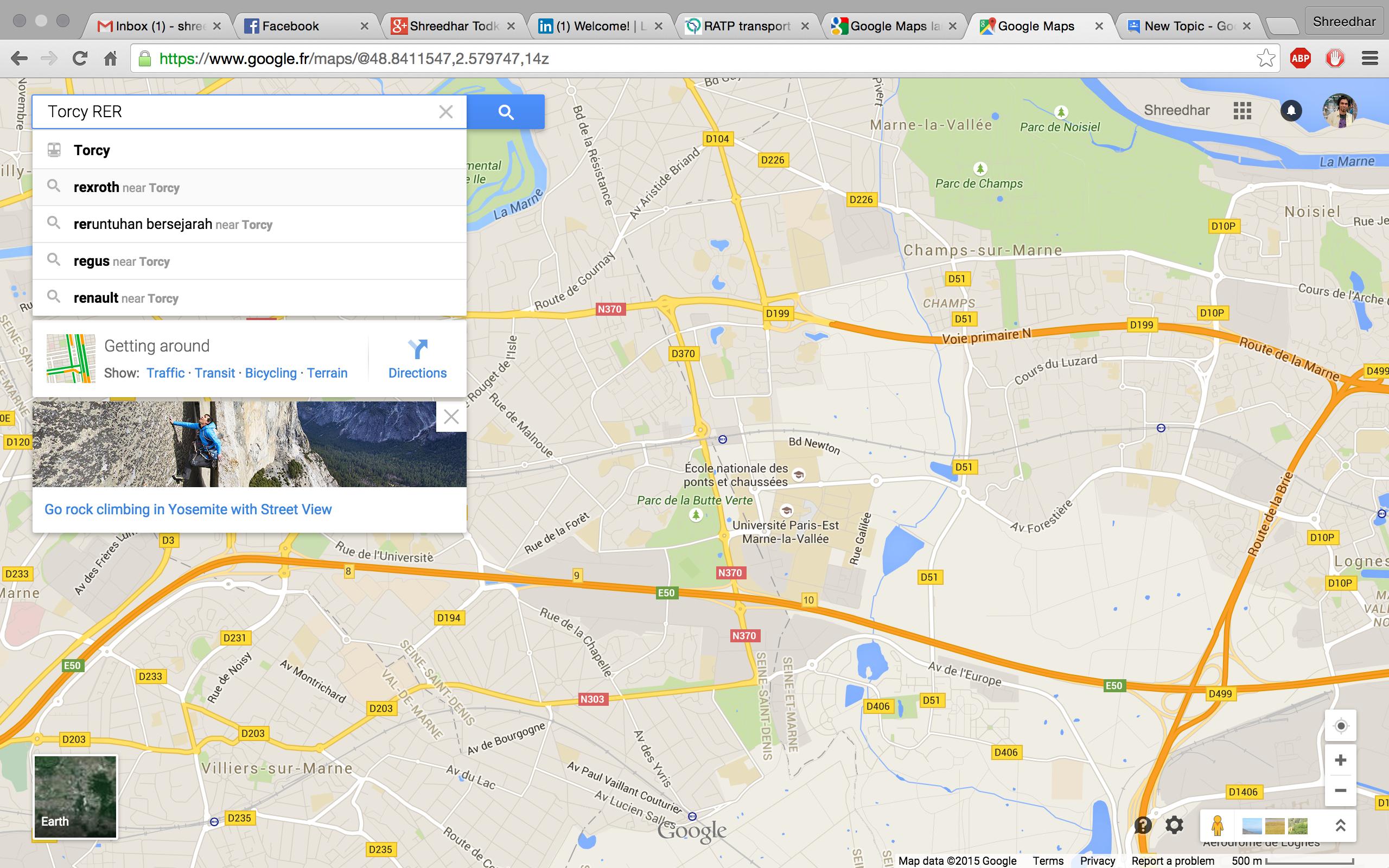 Automatic Language change in Maps - Google Maps Help
