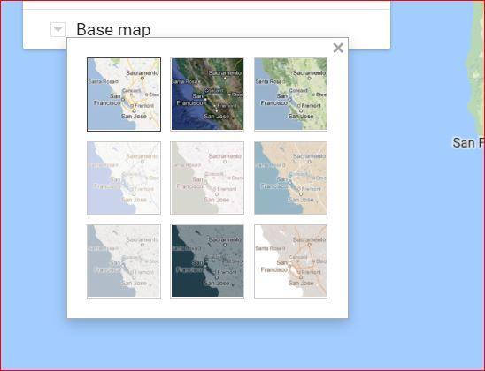 Preset pins on google maps - Google Maps-Hilfe