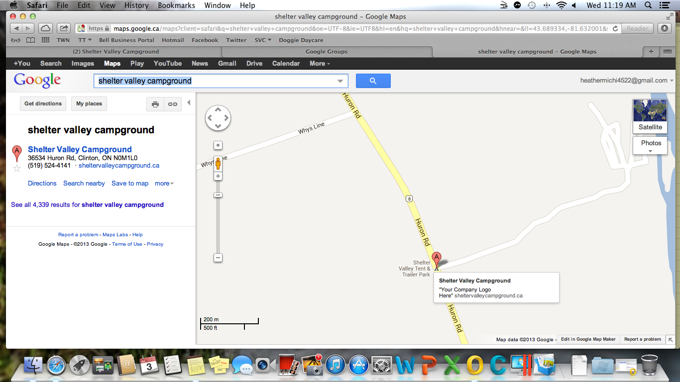 How To Upload My Address In Google Map on