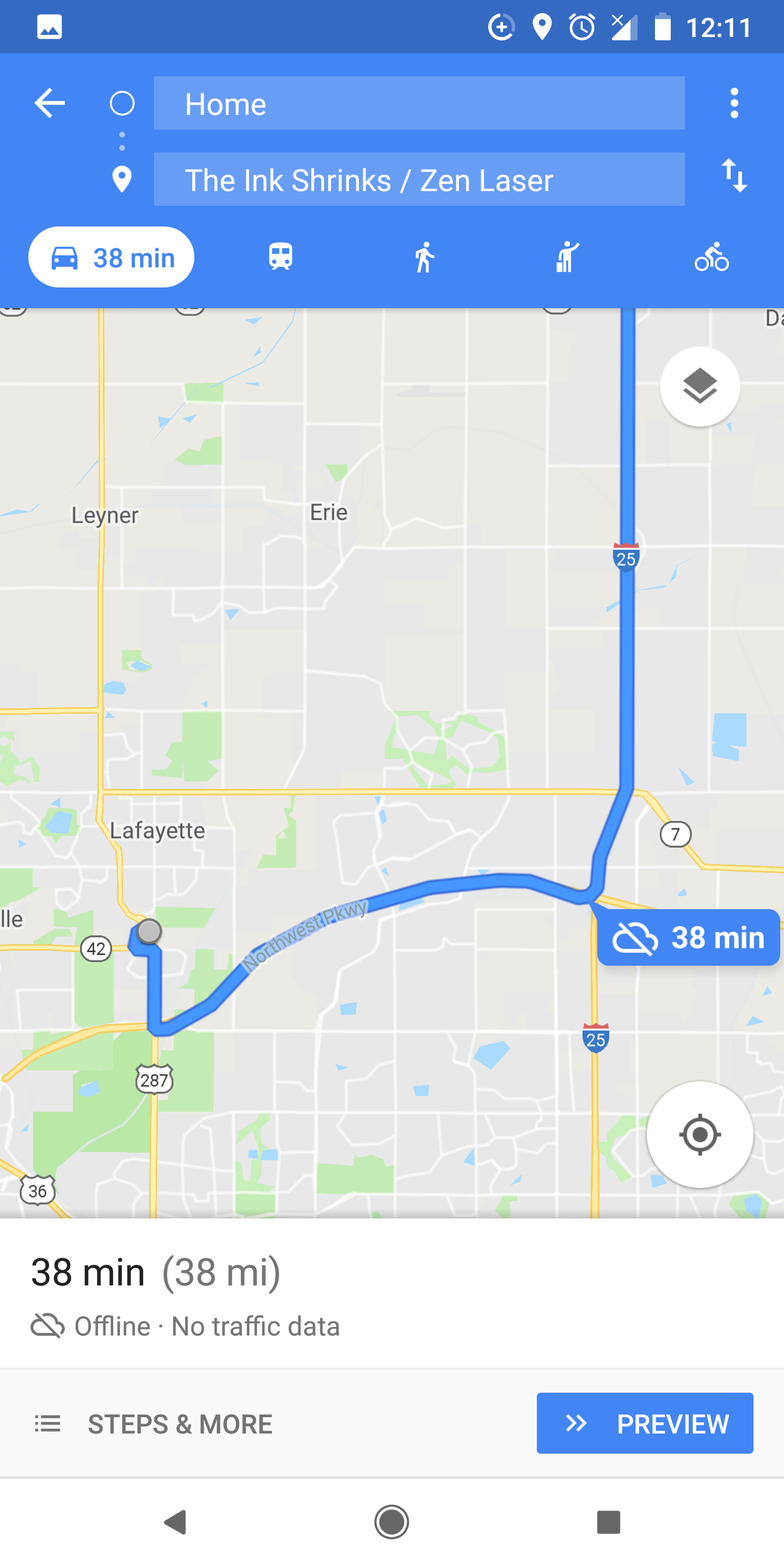 Northwest Parkway in Denver not recognized as a toll road ...
