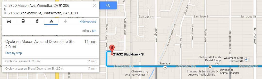 How do I show Bike Maps in Bike Directions? - Google Maps Help Show Bike Paths On Google Maps on google maps exercise bike, google maps bike trail, google bicycle, bicycle path, google bike maps nyc, google maps bike route, la jolla bike path,
