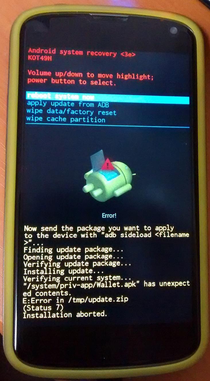 Unable update to 4 4 3 - Nexus Help