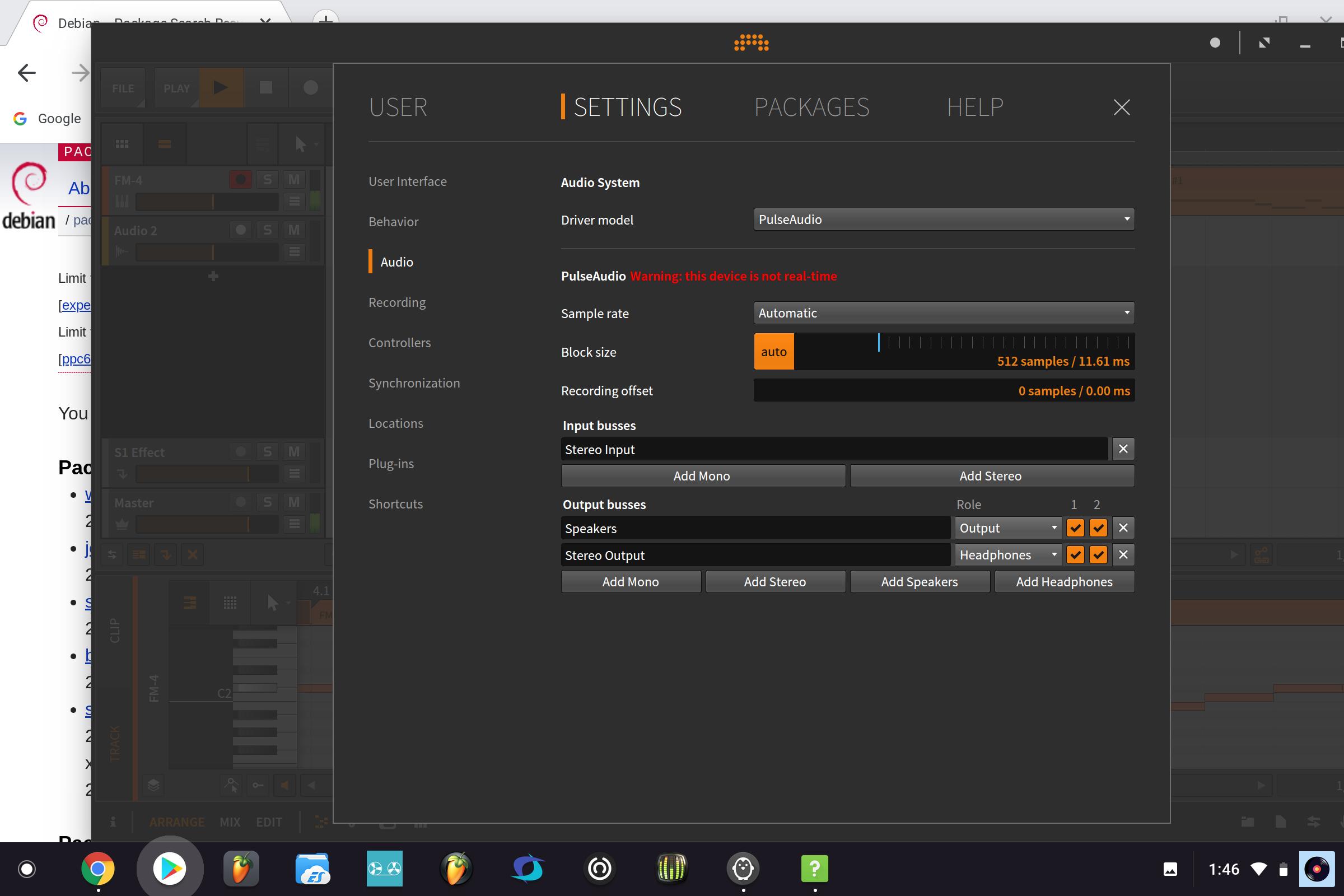 Blank Linux Terminal on Dev Channel Version 68 0 3431 0 - Pixelbook Help