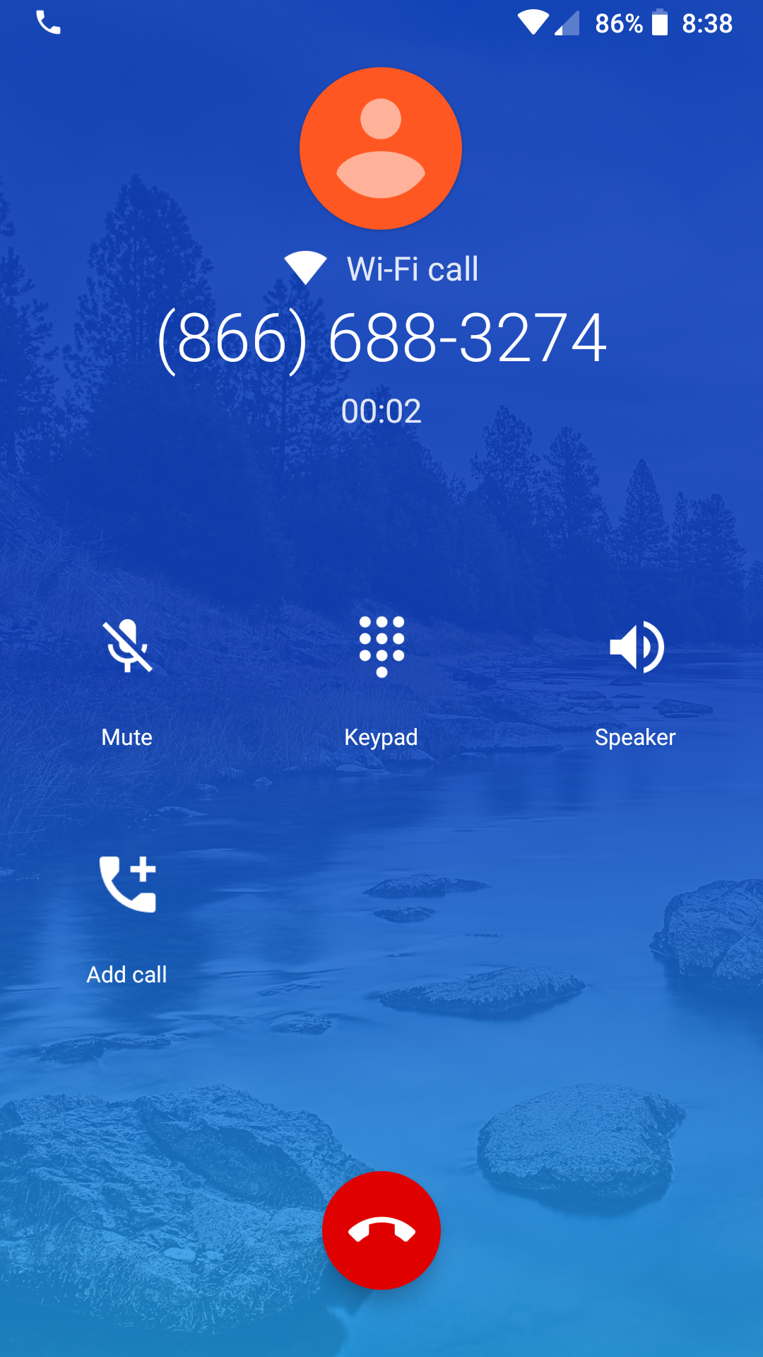 WiFi calling issue Pixel 2 (unlocked from Google) on Verizon