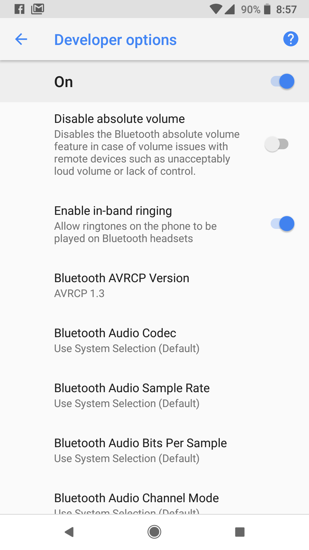 AVRCP Using Pixel 2, Jeep Uconnect 8 4 and Amazon Music App