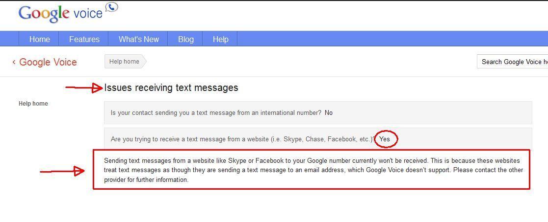 Re: mobile device address? - Google Voice Help
