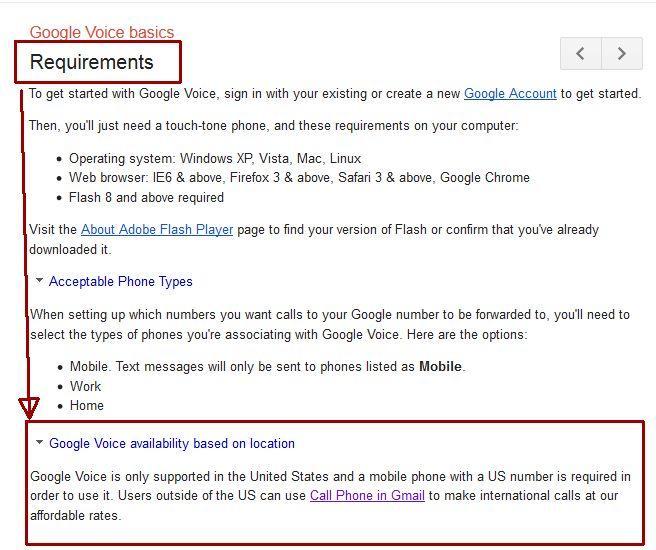 charged roaming through verizon - Google Voice Help