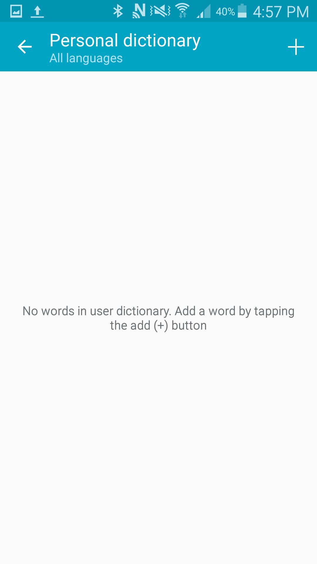 Add word to Gboard? - Google Search Help
