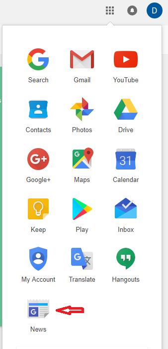 Google News app shortcut keep reappearing - Google Search Help