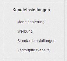 Youtube partner liste