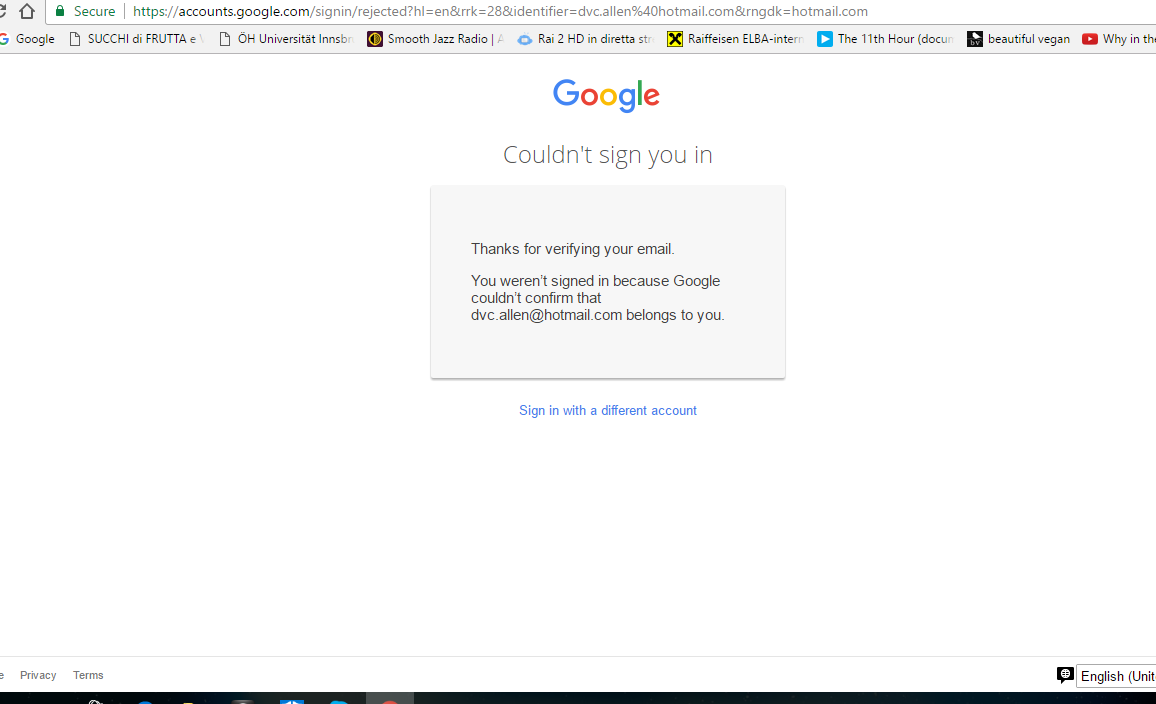 How to re-own my account/channel? I forgot the password and